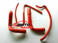 Fit For Holden Commodore VT 5.0L V8 1997-2000 98 99 Silicone Radiator Hose RED