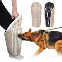 Jute Large Dog Bite Leg Sleeve for Training Large Dog SCHUTZHUND German Shepherd