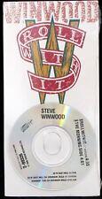 Steve Winwood - Roll With It - MINI 3 INCH CD CD3 1988 Single Virgin 2-99326 New