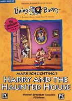Harry and the Haunted House Pc Brand New Sealed Small Box XP