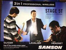 Radio jack Samson Stage 5T