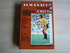ALMANACCO ILLUSTRATO DEL CALCIO 1980=EDIZ PANINI=MILAN=ALBERTOSI=39°Volume