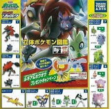 Yujin Tomy Pokemon 1/40 DP Part 15 Diamond Pearl Figure zukan