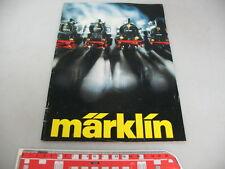 AA134-0,5# Märklin Katalog 1977 D  mit z,H0,1,Sprint,Metall