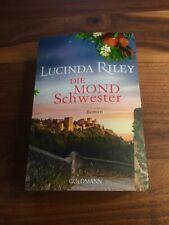 Die Mondschwester v. Lucinda Riley - Bd.5 der Sieben Schwestern