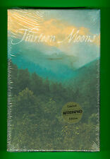 THIRTEEN MOONS BY CHARLES FRAZIER LIMITED SIGNED EDITION 1 of THE 1600 COPIES