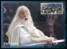 NZ MK HERR DER RINGE / LORD OF THE RINGS 2 TOWERS CARTE MAXIMUM CARD MC CM m433