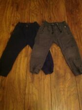 Next Boys Trousers Age 2-3 Years (selling 2)