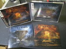 THERION  Lemuria / Sirius B (2004 Nuclear Blast USA 2CD BOX SET) Tristania,Epica