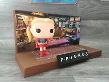 FRIENDS FUNKO POPS. DISPLAY STAND. CENTRAL PERK. HOLDS 4.