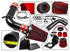 Matt Black Cold Air Intake Kitfilter For 2011 2018 Explorer 35l V6 Non Turbo