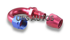 -12 AN 12 AN12 Fitting Adapter Swivel  Hose 180 Degree Hose Fitting Fast Flow