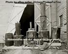 Antique Vintage Prohibition Police Raid Illegal Moonshine Bootleg Still Photo