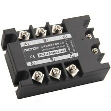 AC control AC MGR - 3 A3840Z 40 a three-phase solid state relay module