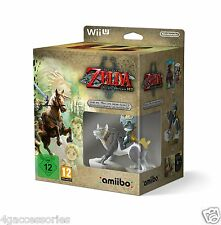 The Legend of Zelda Twilight Princess HD Limited Edition on Nintendo Wii U NEW
