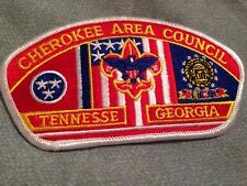 MINT CSP Cherokee Area Council SA-36 Error
