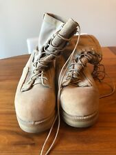 WELLCO Military Work Boots - Size 8.5 Mens