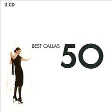 Best Callas 50, New Music