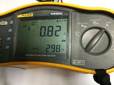 Calibration OF Fluke 1652 in  ISO9001 certified lab