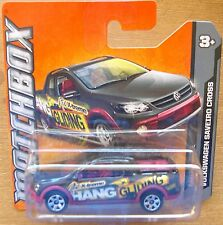 Matchbox Cars Volkswagen Saveiro Cross 1:64 (2011) NEW