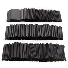 415pcs 10 Sizes Assortment Ratio 2:1 Heat Shrink Tubing Sleeving Wrap Wire Kit