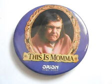 "VINTAGE 2 1/2"" PINBACK BUTTON #103-035- MOVIE - THIS IS MOMMA"