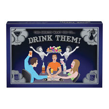 SPIRITS WANT YOU TO DRINK THEM OUIJA SPIRIT BOARD DRINKING GAME