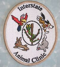 Interstate Animal Clinic Patch - North Little Rock, Arkansas