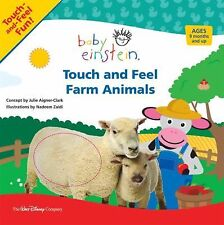 Baby Einstein: Touch and Feel Farm Anima