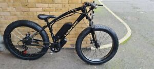 "Electric Bike 500W 48V 8Ah Lithium battery 26"" Fat Tire Mountain Bike NO Battery"