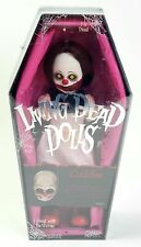 Cuddles the Clown Horror Movie Doll Living Dead SEALED RARE New in Coffin Box