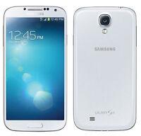 Samsung Galaxy S4 SPH-L720 - 16GB - White (Sprint) phone Tello Compatible