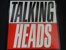 "Talking Heads ""True Stories"" Original LP. 1st Edition w/printed inner-sleeve."