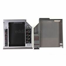 SATA 2nd HDD Hard Drive Caddy for 12.7mm DELL D600 D610 D620 D630 D800 D810 D830
