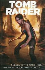 Tomb Raider Volume 1: Season of the Witch, Very Good Condition Book, Gail Simone