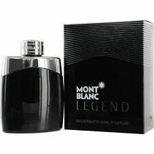Mont Blanc Legend Eau de Toilette Spray Men, 3.4 Oz New in box