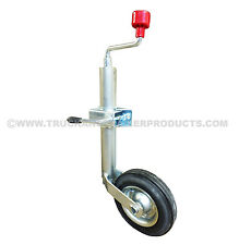 48mm Jockey Wheel with Clamp ~ Trailer ~ caravan ~ 70.0050