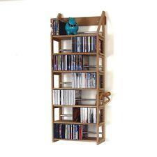CD Wandregal für 250 CDs im Jewel-Case von REGAflex