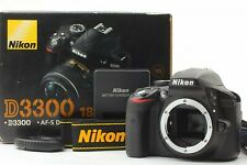 【Shutter Count Only1】Nikon D3300  Digital  Camera. (Body Only) TIPI award camera