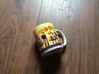Polish folk mug by Bartos Poland new unboxed