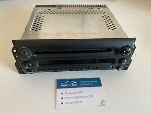 AUTORADIO BUSINESS LECTEUR CD GPS NAVIGATION SYSTEM BMW MINI COOPER R50 R52 R53