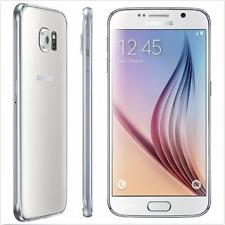 Samsung Galaxy S6 SM-G920F - 32GB - White Pearl (Unlocked) Smartphone