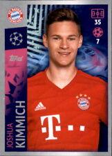 Champions League 19 20 2019 2020 Sticker 84 - Joshua Kimmich - FC Bayern München