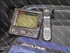 ////ALPINE NAVIGATION SYSTEM NVE-N851 &TME-C005A NAV IN A BAG VERY VERY RARE HTF