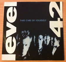 """LEVEL 42 """"Take Care Of Yourself """"- Vinyl single 7""""- Polydor 873202 7 -1989 Spain"""