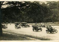 """""""COURSE DES VIEUX TACOTS 1931"""" Photo originale G. DEVRED (Agce ROL)"""