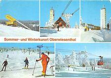 B36816 ski  Sprungschanze l Cable Train  austria