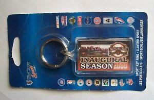 "San Francisco Giants Inaugural Season 2000 Pacific ""Pac"" Bell Park Key Ring New"