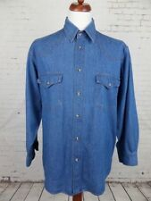 Unbranded Cotton Western Casual Shirts & Tops for Men