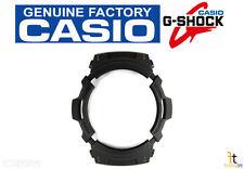 CASIO G-Shock AWG-100 Black Rubber BEZEL Case Shell AWG-101 AWG-M100 AWR-M100